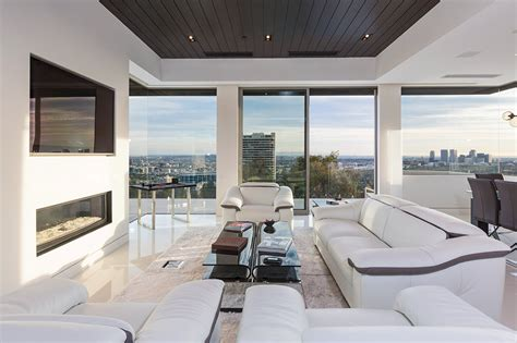 sierra del mar  une demeure de luxe  beverly hills