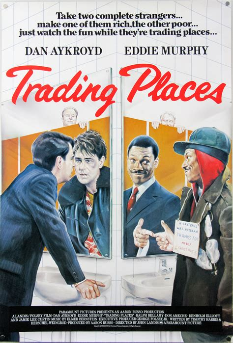 trading places  sheet international