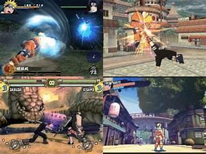Games Naruto Ultimate Ninja