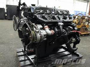 Ford 380 Turbo Motor - 6 Cyl