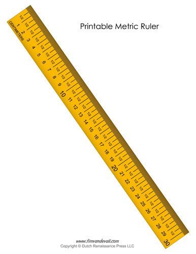 Ruler Pdf Centimeter Printable