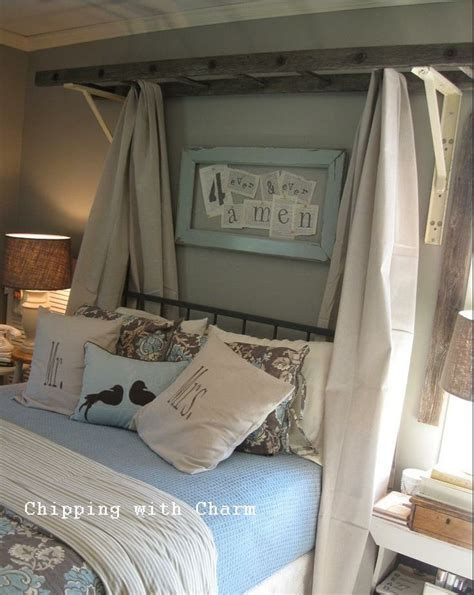 target shabby chic canopy ladder above bed shabby chic bedroom pinterest beds above bed and ladder