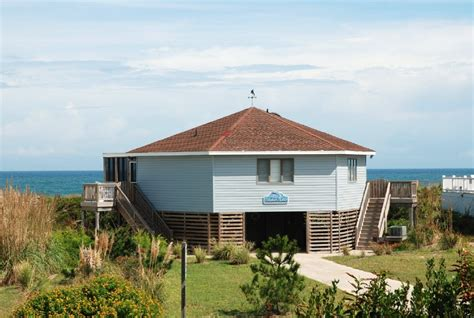 oceanfront cottage rentals carolina oceanfront vacation rentals outer banks