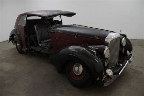 bentley truck james 1948 bentley mk iv james young coupe beverly hills car club