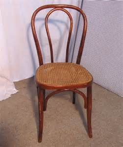 set of 4 bistro or cafe bentwood chairs antiques