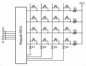 Connecting Binary Keypads