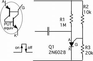 simple cheap latching circuit one transistor With circuit on off latch circuit
