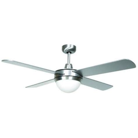 hton bay futura eco 52 in aluminum downrod ceiling fan with 4 plywood blades and single