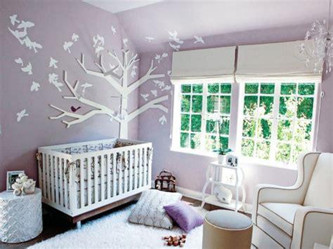 arbre déco chambre bébé déco chambre arbre