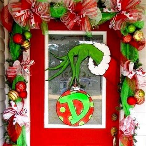 easy diy grinch decorations ornaments crafts