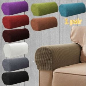 Sofa Arm Covers by 1pair Removable Arm Chair Protector Armchair Covers