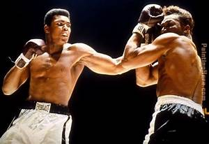 Unknown Artist Muhammad Ali Boxing Fights painting anysize ...