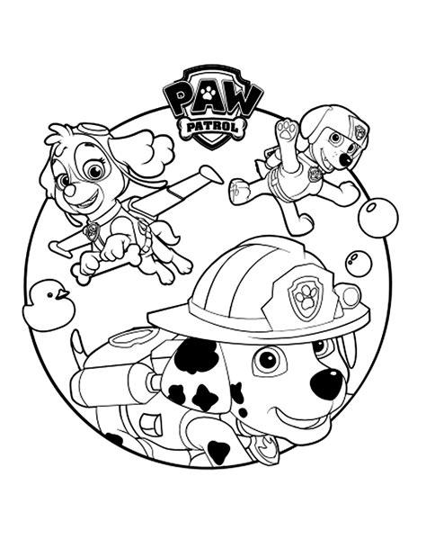 pat patrouille dessins anim 233 s coloriages 224 imprimer