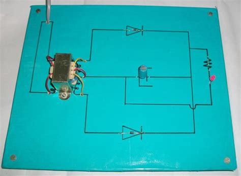 Learn Make Rectifier Basic Electronics Circuit