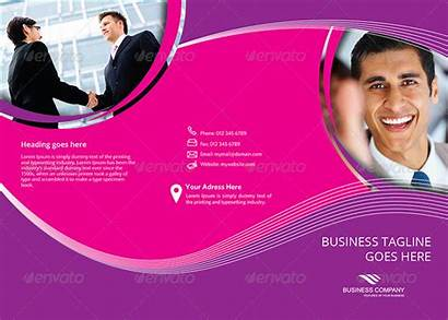 Fold Brochure Tri Vol Corporate