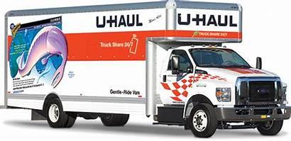 Uhaul Truck Foot Mpg Haul Moving Rental