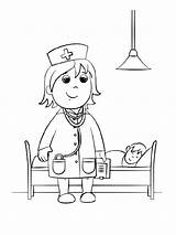 Doctor Pages Coloring Mycoloring Printable sketch template