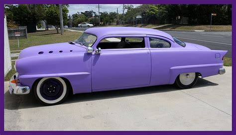 Purple Eater Car by 17 Best Images About Rods On Plymouth Semi