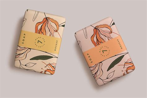 Use these mockups of soap bar for the most effective display of your design. Soap Bar Mockup | Creative Product Mockups ~ Creative Market