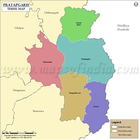 pratapgarh tehsil map pratapgarh tehsils