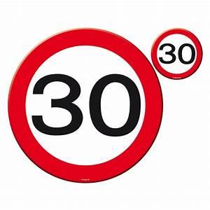 30 Dinge Zum 30 Geburtstag : 30 geburtstag deko party verkehrsschild verkehrszeichen schild jubil um tisch ebay ~ Sanjose-hotels-ca.com Haus und Dekorationen