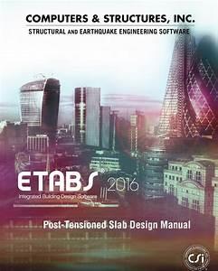Etabs Pt Slab Design