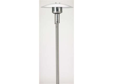patio comfort stainless steel permanent gas heater