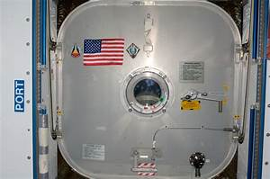 """Image: The Flag at the Heart of """"Capture the Flag - in Space"""""""