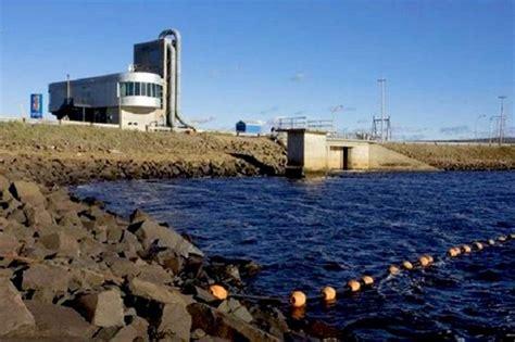 Принцип работы приливной электростанции и настоящее состояние приливной энергетики