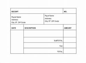 Invoice receipt template 8 free sample example format for Free invoice template free sample receipt