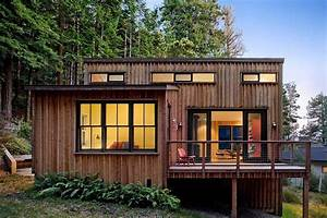 Gallery: A cottage in the redwoods by Cathy Schwabe