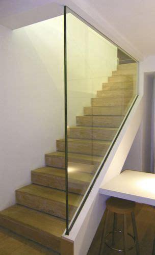 garde corps dinterieur en verre pour escalier