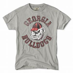 Georgia Bulldogs Mascot T-Shirt from Tailgate Clothing