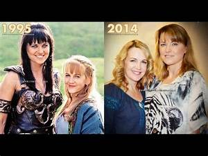 Xena and Gabrielle / Lucy Lawless and Renee O'Connor ...