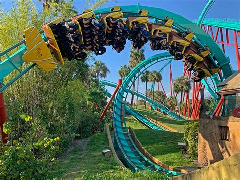 Busch Gardens by The Frog Family S Guide To Busch Gardens Ta