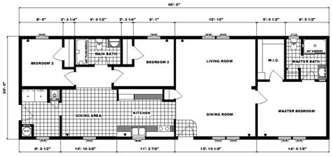 25 X 60 Home Design : Floorplan Detail