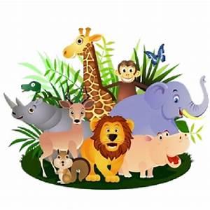 Group Of Zoo Animals Clipart | www.pixshark.com - Images ...