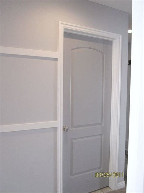 walls behr manhattan mist the color we re already doing on the walls door behr gray timber