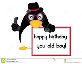 Funny Happy Birthday Penguins