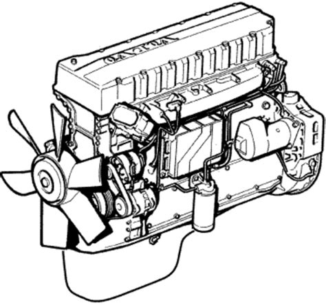 volvo d12 d12a d12b d12c engine workshop service manual download