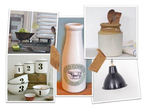 Rooms Vintage Kitchen Accessories  Homegirl London