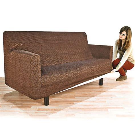 housse de canapé 4 places sedao vente mobilier rangement housse adaptable