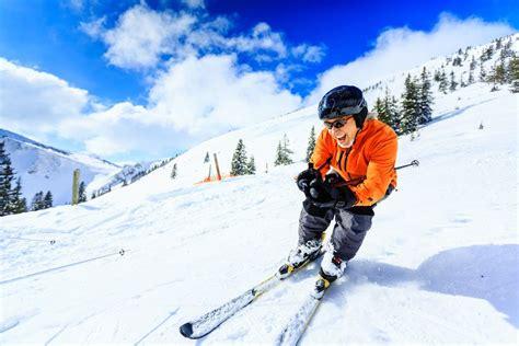 ski tips  advanced skiers