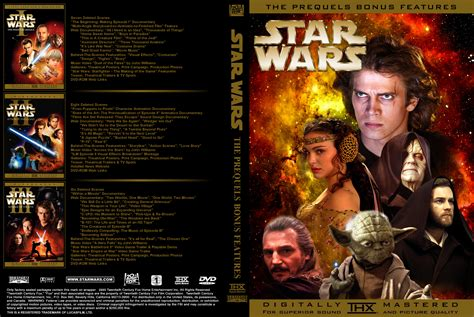 The Prequels Bonus Features By Morsoth