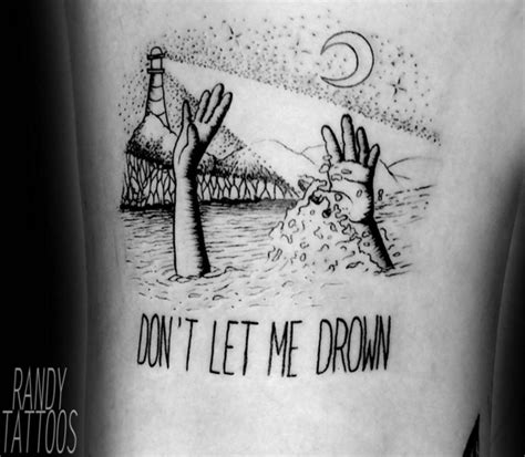 call   bring   horizon fan   tattoo