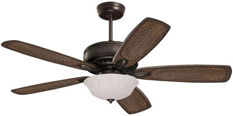Rattan Ceiling Fans With Lights by Emerson B92vwa 22 Quot Rattan Carved Blades Em B92vwa