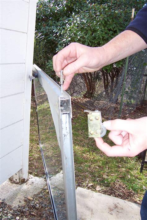 sliding glass door repair