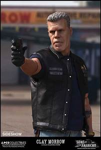 Sons Of Anarchy Clay Morrow Sixth Scale Figure By Pop