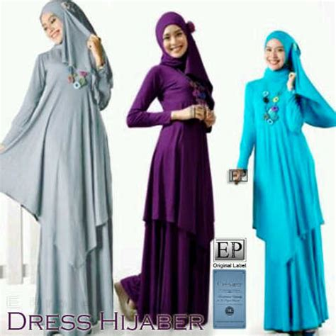 capria outlet dress hijabers