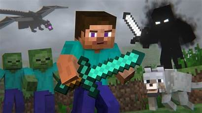 Minecraft Animation Entity Animated Wallpapers